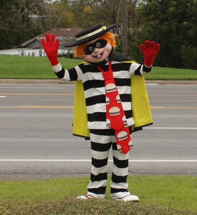 Fast Food Character Halloween Costumes