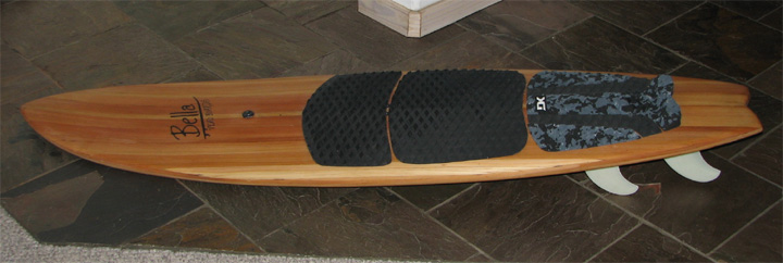 Wooden surfboard build here goes kitecrowd kite forum im using the outline of my 59 jimmy lewis chamber as a template thruster setup pronofoot35fo Image collections